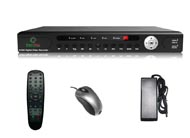 GLS-9608U- 8 Channel DVR with Audio